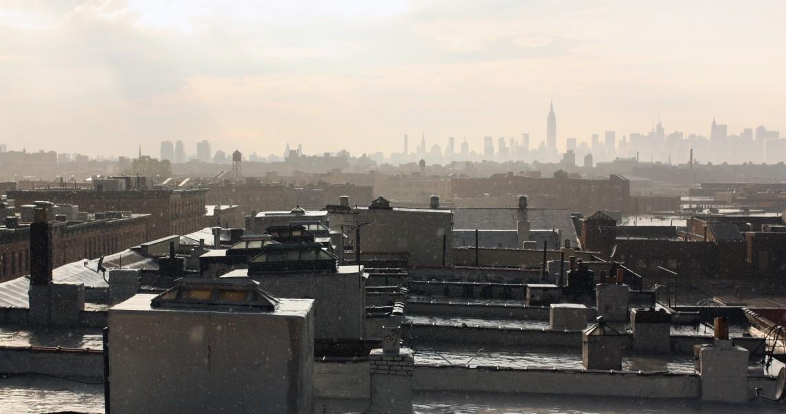 Rainy roof RGB